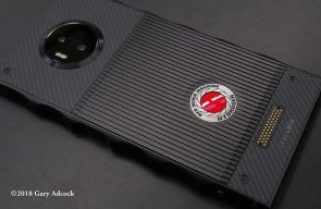 Hands on with the Hydrogen One – RED's gamble for mobile filmmakers
