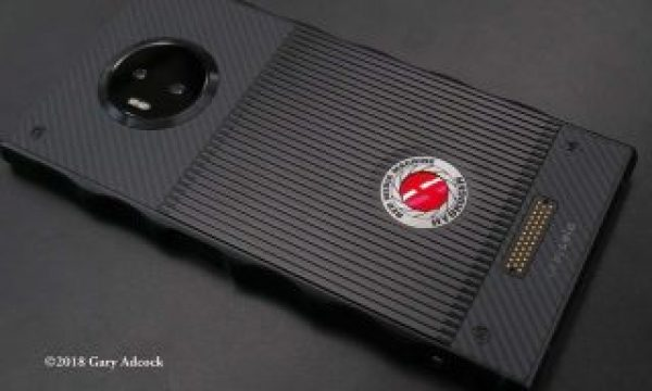 Red's Jim Jannard shuts down failing Hydrogen Phone Project