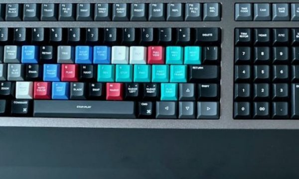The Review of the Blackmagic Design Resolve Editor Keyboard