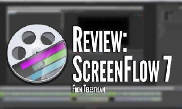 REVIEW – ScreenFlow 7 from Telestream