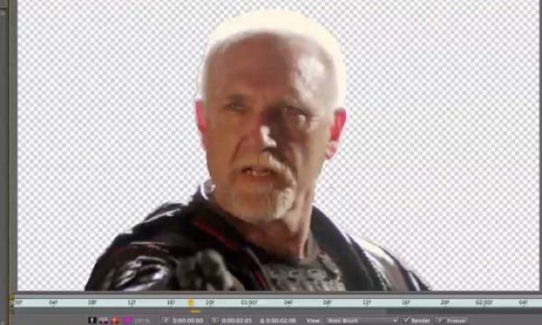 After Effects Classic Course: Introduction to Roto Brush