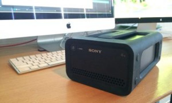 Review: Sony PSZ-RA4T hard drive – A very portable rugged RAID