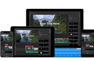 Adobe Rush adds fast/slow motion with pitch compensation