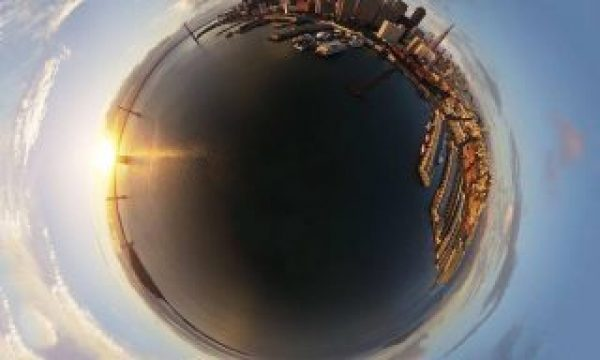 How to shoot and create aerial 360 panoramas – Part 1