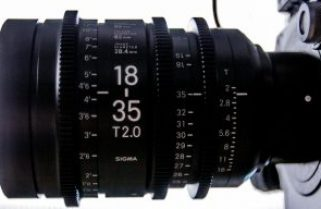Sigma Cine Zoom Lens Review: 18-35mm and 50-100mm