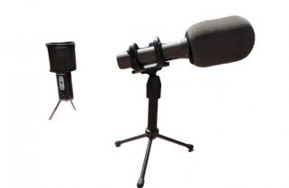 Review: Samson Satellite microphone vs Q2U