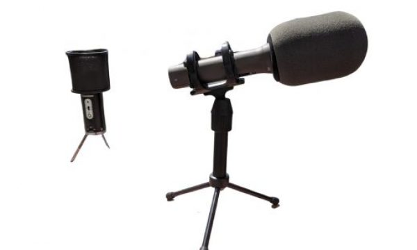 Review: Samson Satellite microphone vs Q2U