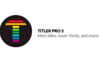 Review – Titler Pro 5 from NewBlueFX