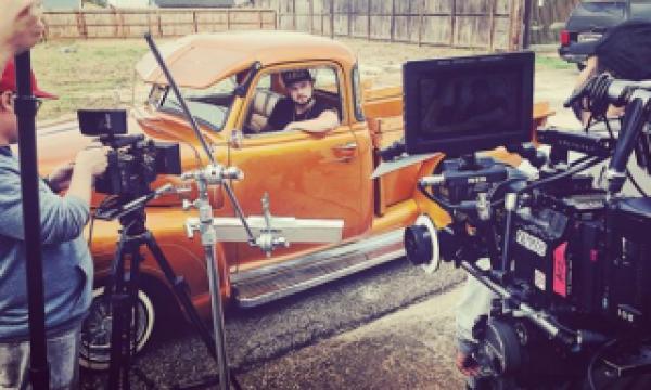Filmmaker Friday featuring Filmmaker Orlando Briones