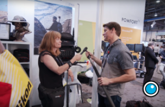 NAB 2019: K-Tek Talks Boom Poles and why a K-Tek one makes your life easy.
