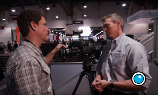 NAB 2019: Canon Image Stabilization in new 8.5-128mm F/2.5 B4 4K Lens