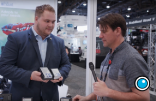 NAB 2019: Bebob shows off their V-Mount Micro Batteries