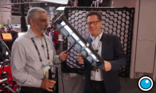 NAB 2019: DoPchoice's new SNAPGRID and SNAPBAG light accessories