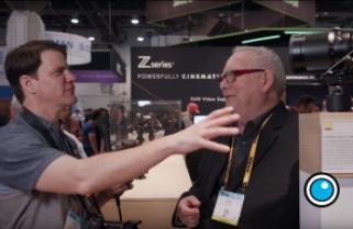 NAB 2019: Nikkor Z 58mm f/0.95, The fastest lens in Nikon's History