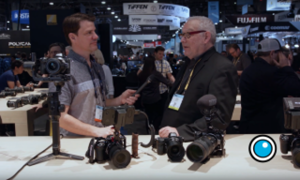 NAB 2019: Nikon's FTZ Mount Adapter Keeps Classic Lenses On Your Z7