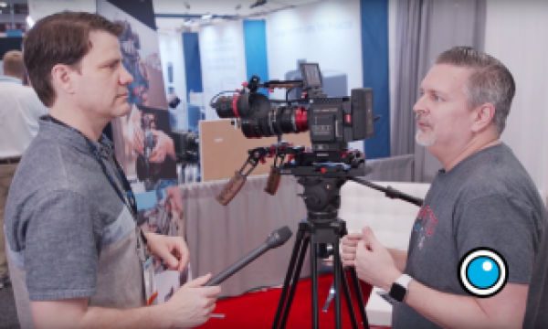 NAB 2019: Zacuto Shows Off Versatile Kameleon EVF