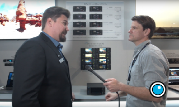 NAB 2019: AJA Ki Pro GO Multi-Channel H.264 Recorder/Player