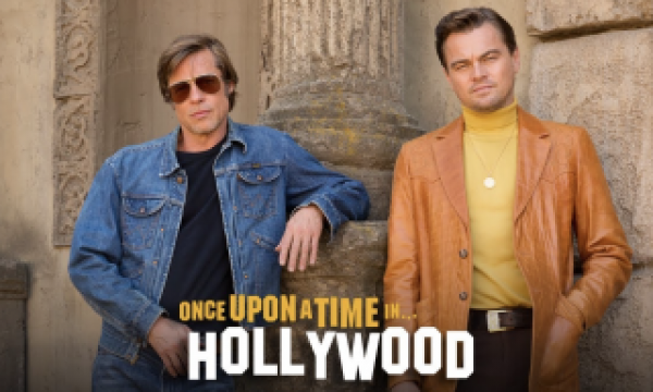"""The Art of the Cut Podcast Eps. 6 (w/ """"Once Upon A Time In… Hollywood"""" Editor Fred Raskin)"""