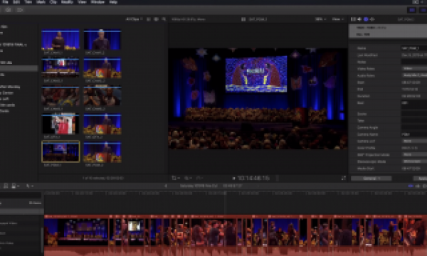 10 Tips for Multicam Editing in Final Cut Pro X