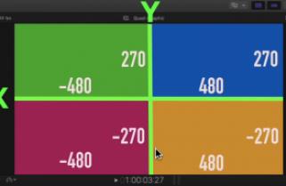 Quad Split Multicam Editing in FCP X