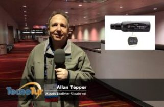 Review: JK Audio BlueDriver-F3 wireless Bluetooth transceiver for ENG