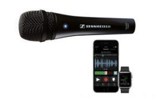 "Review: Sennheiser HandMic Digital with ""secret"" hardware limiter"