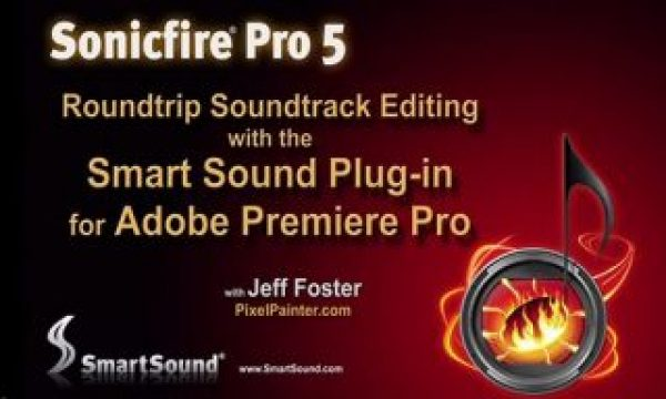 SmartSound Plug-ins For Soundtrack Creation With Adobe Video Apps