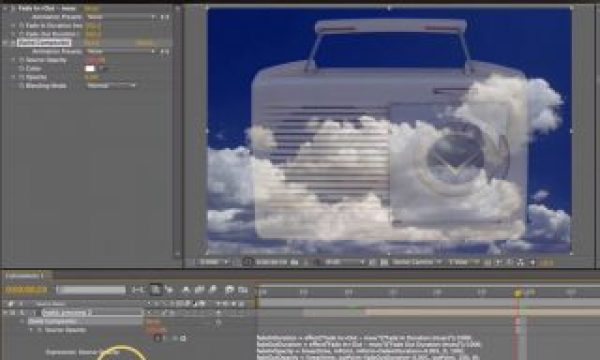 After Effects Classic Course: Solid Composite