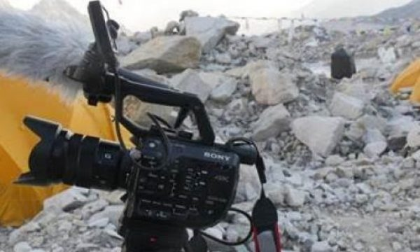 Sony FS5 Helps A Mt. Everest Shoot Become A Reality