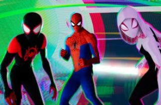 ART OF THE CUT on editing Spider-Man: Into the Spider-Verse