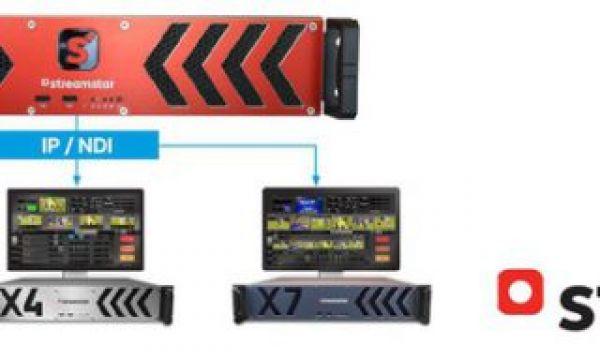 Streamstar to add NewTek NDI integration + JVC control