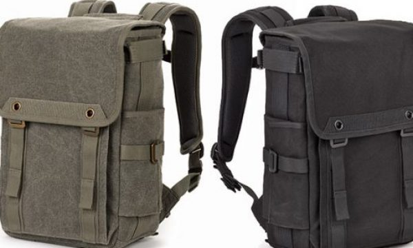 Retrospective Backpack 15L: the return of the classic canvas rucksack