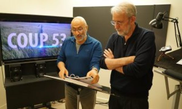 "ART OF THE CUT with Walter Murch, ACE, on editing ""Coup 53"""