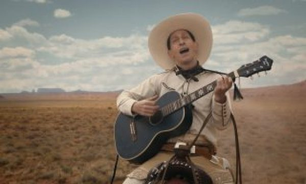 """ART OF THE CUT on editing """"The Ballad of Buster Scruggs"""""""