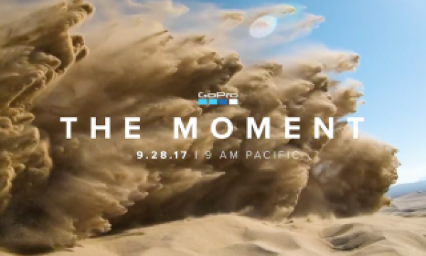 GoPro New Product Announcements LIVE STREAM Event!