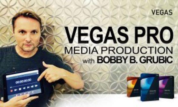 Introducing Vegas Pro