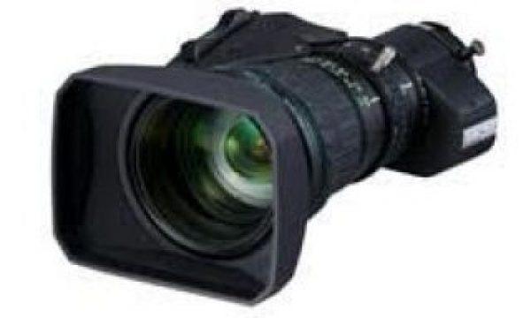 Fujifilm Announces Two New 4K Broadcast Lenses