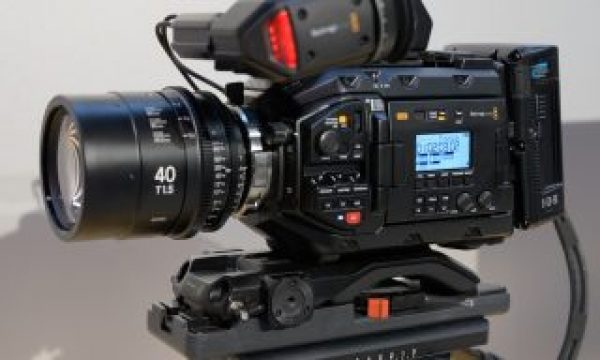 NAB 2019: Blackmagic Design URSA Mini Pro 4.6K G2