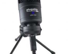 Review: Plugable USB-VOX studio microphone