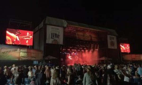 ATEM Constellation 8K Used at Country Music's WE Fest