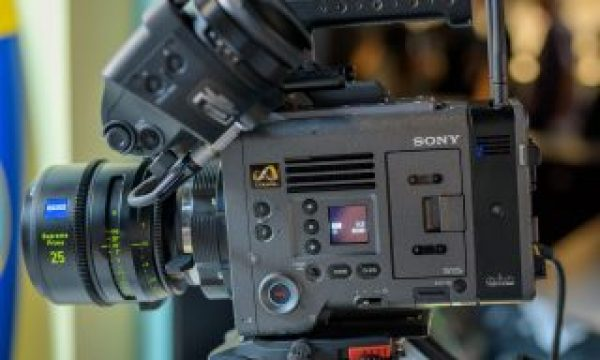 Cine Gear 2019: Sony VENICE Firmware Updates with HFR and more