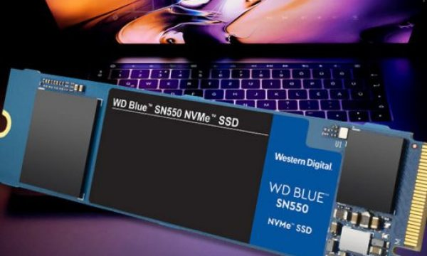 WD Blue SN550 NVMe SSD: built for content creators, 1TB costs $99.99