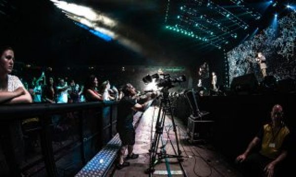Westlife's The Twenty Tour Uses Blackmagic Design Live Solutions