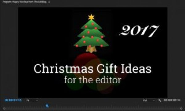 Christmas Gift Ideas for the Editor – 2017 edition