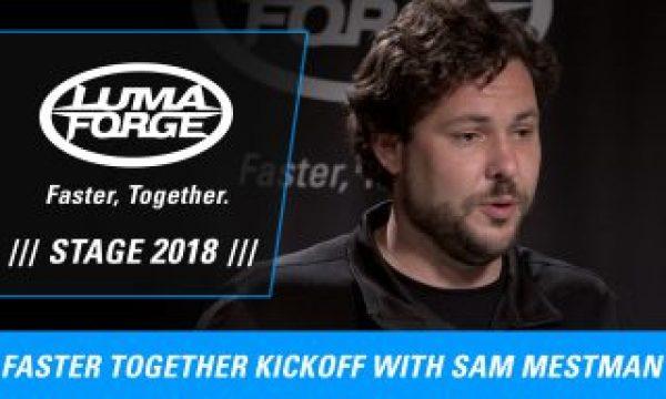 Faster, Together Kickoff – NAB 2018