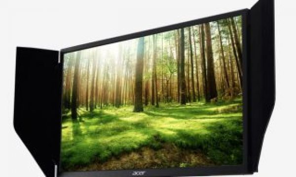 Acer ProDesigner BM270, a monitor for professional video editing