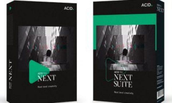 MAGIX Software: ACID Pro Next nominated for NAMM 2020 TEC Award