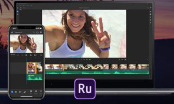 Adobe Premiere Rush CC: video editing for YouTube made easy