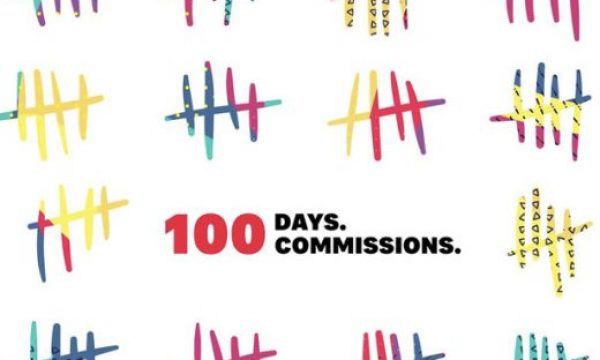 100 Days. 100 Commissions. Serif announces COVID-19 support project