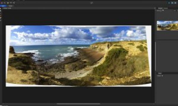 Affinity Photo offers 32-bit HDR panoramas